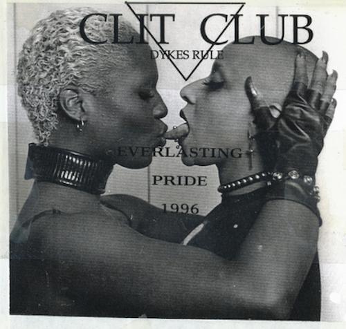 The clit club